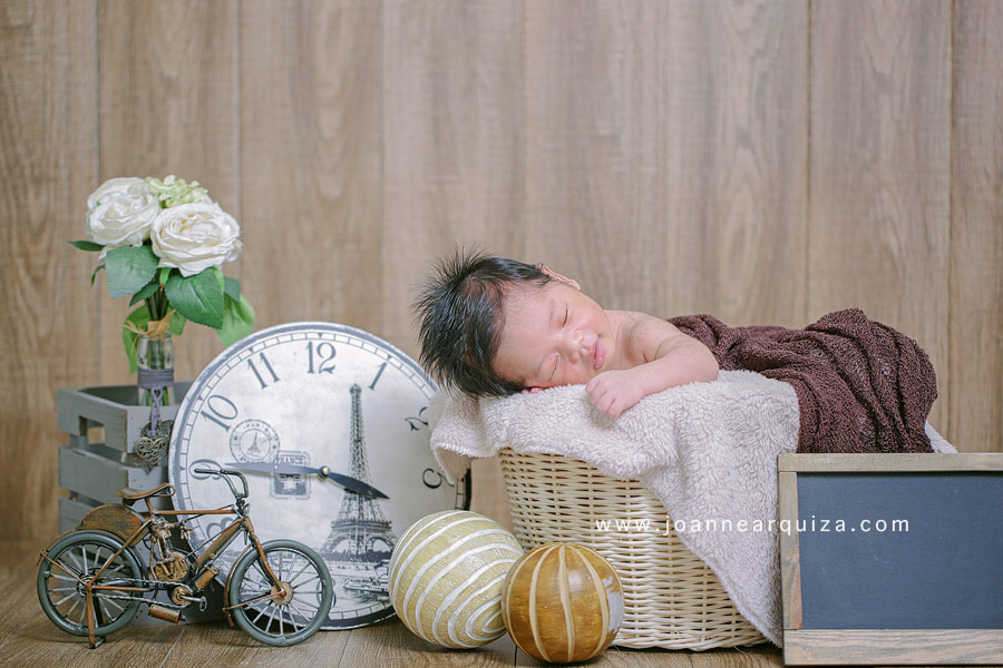 Baby smile in their sleep newborn photography by joanne arquiza manila philippines