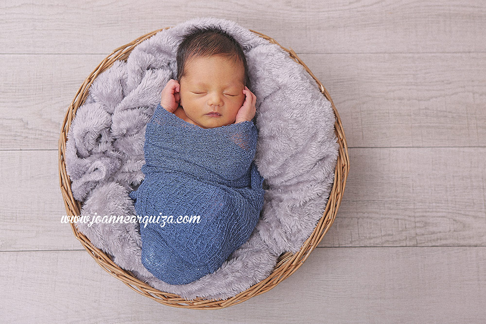 Philippines newborn portraits photographer joanne arquiza